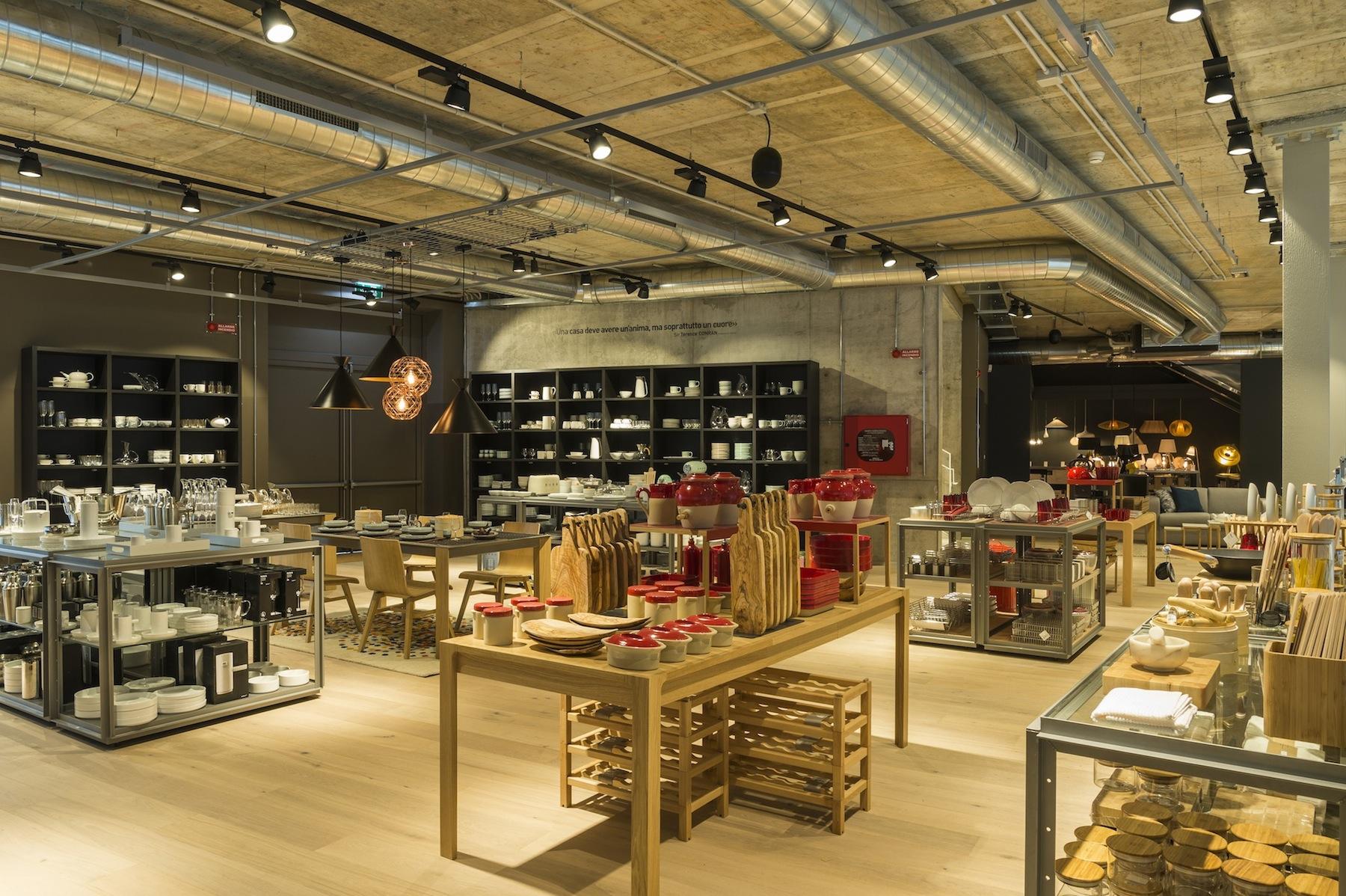 Habitat Apre Un Flagship Store A Milano Magazine