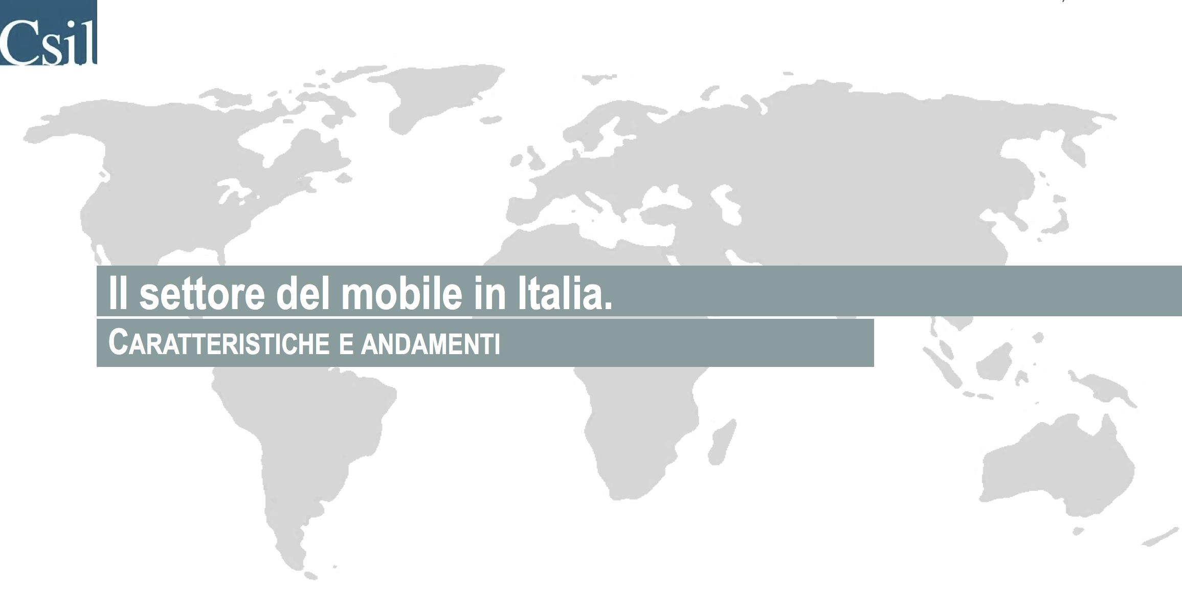 Analisi Settore Arredamento 2017 l'industria del mobile italiano | export e cina | magazine